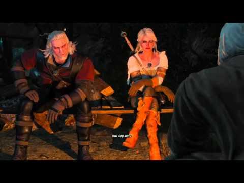 Ведьмак 3 - Дикая Охота PS4 Часть 115 (Квест - Лысая Гора ч.1)
