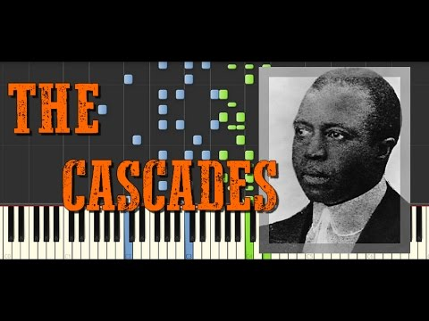 Synthesia - The Cascades - Scott Joplin