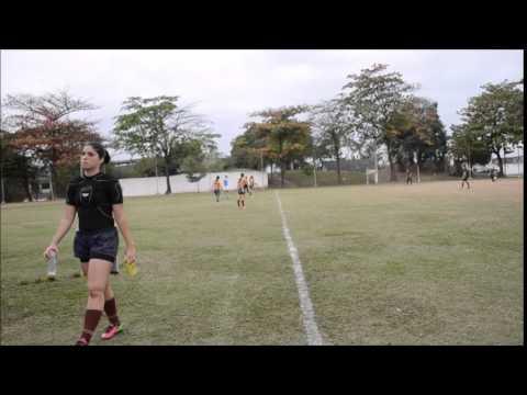 4ª Etapa do Campeonato Fluminense Feminino de 2014 - Guanabara 36 x 0 Tijuca
