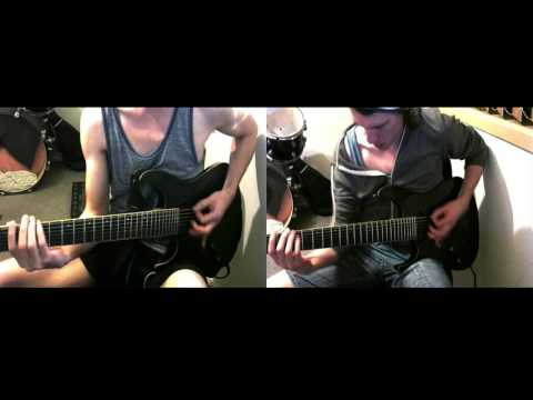 Annihilation of the Wicked - Nile (Guitar Cover) mp3