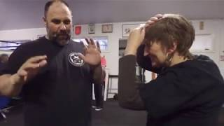 Doreen Tipton Visits Warrior Wing Chun