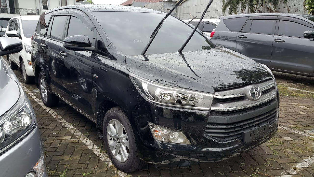 All New Kijang Innova 2.0 G Tipe Grand Veloz Toyota 2 0 2017 Improvement Youtube
