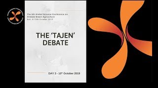 The Tajen Debate | 5th Global Science Conference on Climate-Smart Agriculture