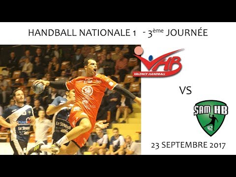 Handball Nationale 1 3ème journée   VHB vs ST ETIENNE