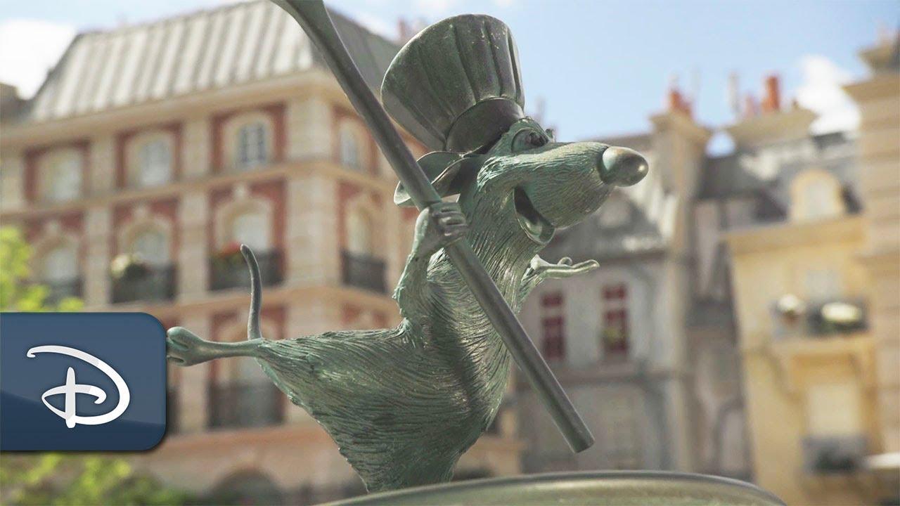 Take a (Miniature) Ride on Ratatouille: The Adventure!