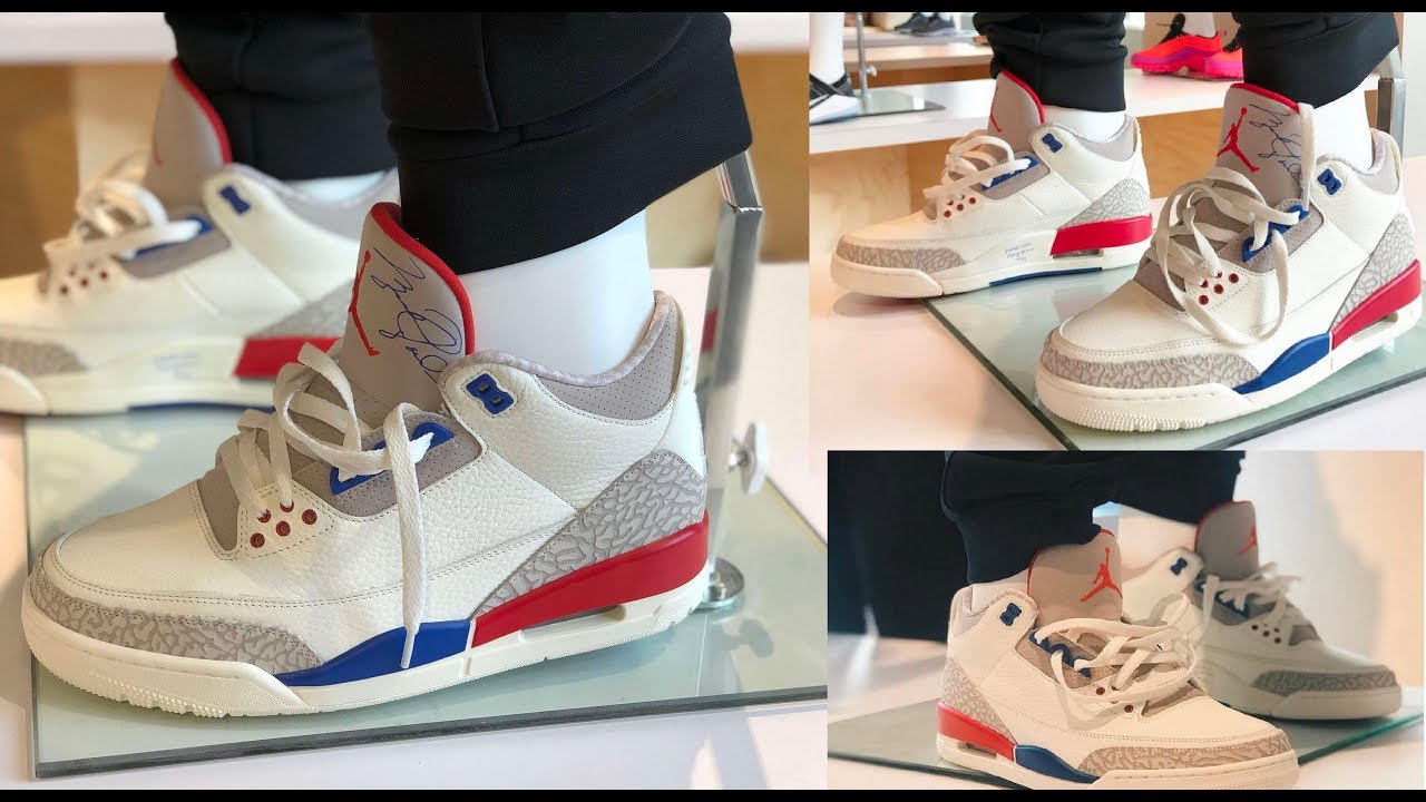 FIRST LOOK   AIR JORDAN 3