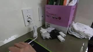 알로 멀티충전기 uc560pd 사용기