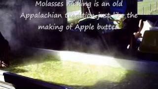 Molasses Making an Old Appalachian Tradition