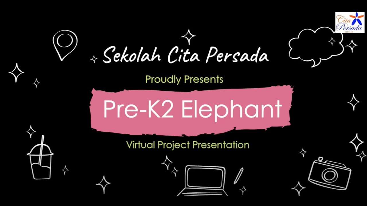 SCP Virtual Project Presentation - Pre Kindergarten 2 - Water World