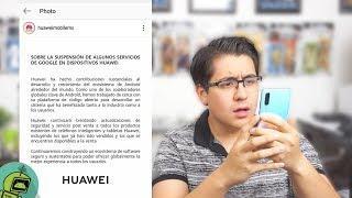 Analizando RESPUESTA de HUAWEI México - Confirmado