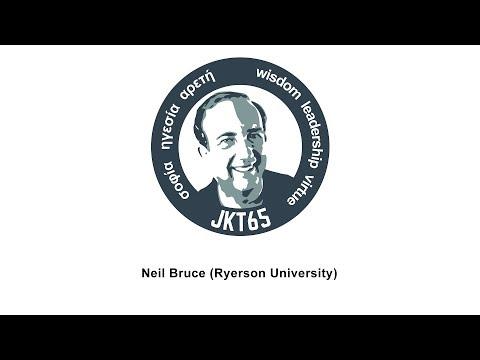Neil Bruce (Ryerson University)