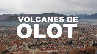 Los VOLCANES DE OLOT a un paso de Barcelona   ESPAÑA   Viajando con Mirko