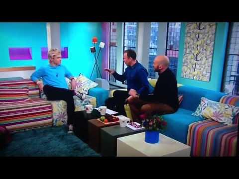 Ross Lynch on Sunday Brunch UK Part 2