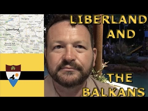 How Does Liberland Fit Into The Balkans? Interview With Foreign Minister Thomas Walls