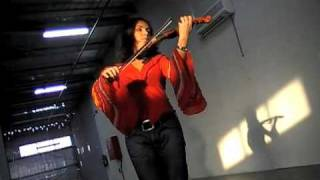 Anna Electric Violin Video