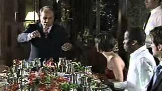 Novela Duas Caras - Cena Jantar Evilásio