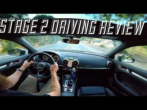 First Impressions Drive AUDI S3 Stage 2+ 034 Motorsports