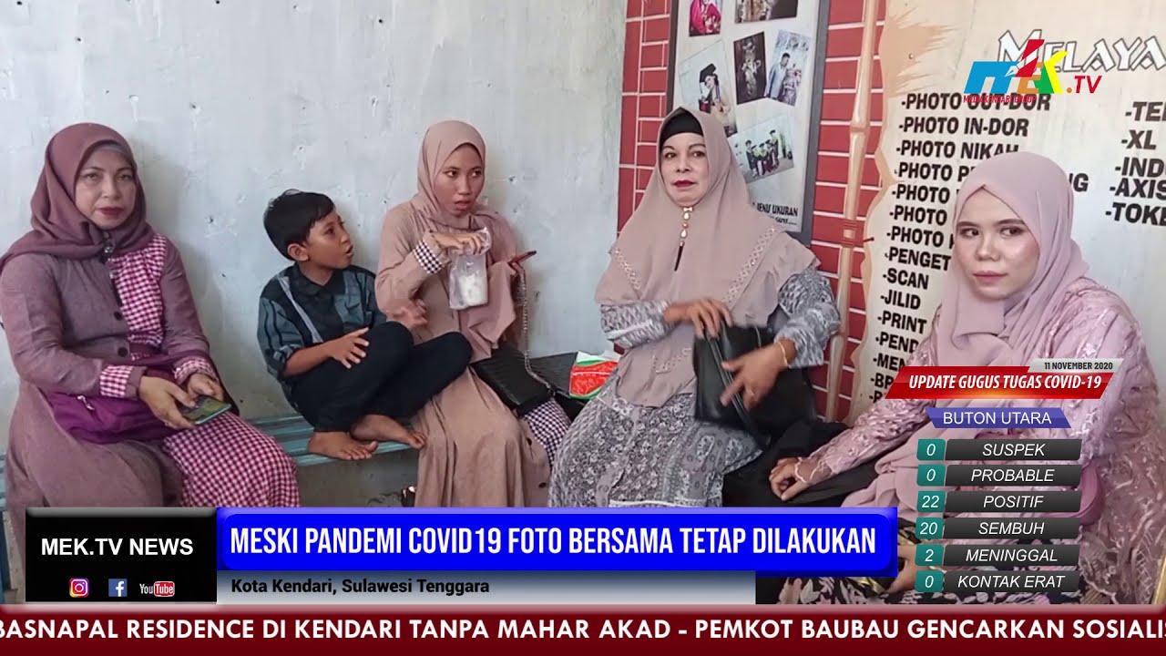 Pandemi Covid 19, Foto Bersama Usai Wisuda Tetap Dilaksanakan
