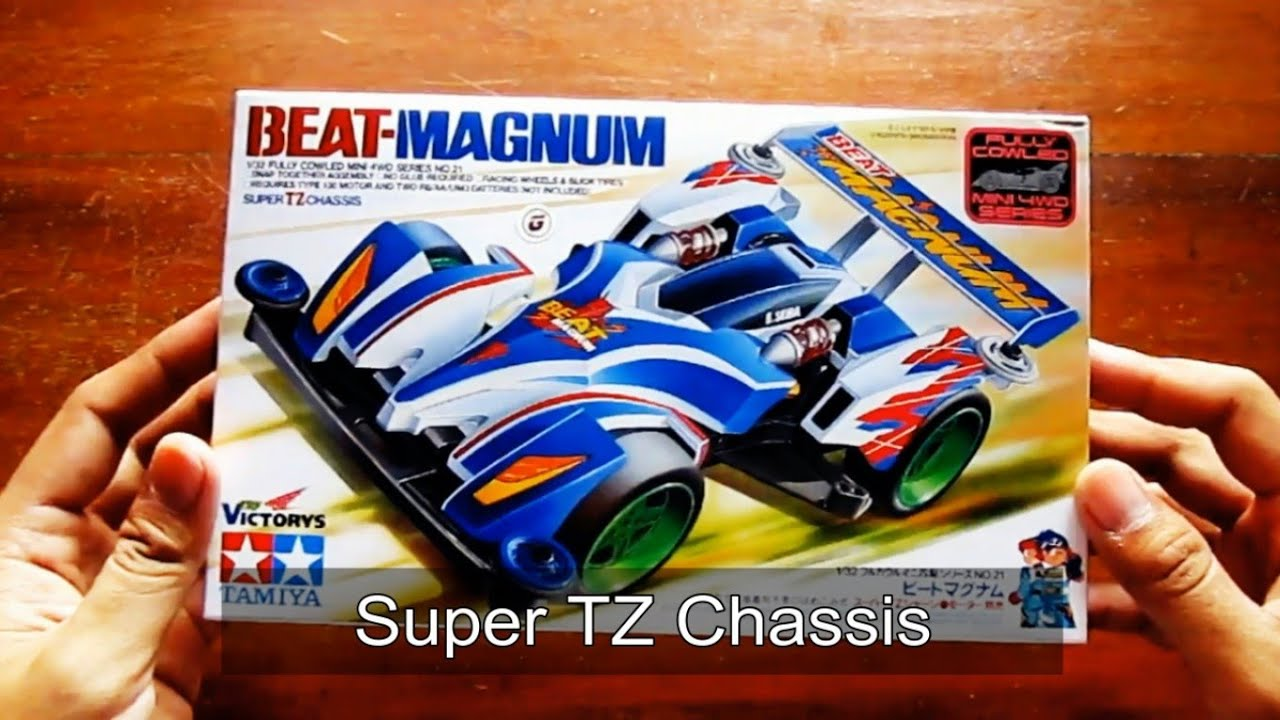 Roy S Putra Dailymotion Video Youtube Tvh Tamiya Chassis Tz Original Merakit Mini 4wd Beat Magnum Super Unboxing Lets And