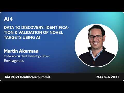 Data to Discovery: identification & validation of novel targets using AI