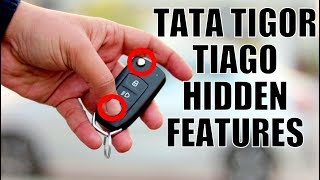 Tata Tigor & Tiago Hidden features 2018 by DKT Tech