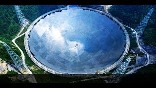 کیهان لندن- تکمیل بزرگترین تلسکوپ زمین، بشقابی به مساحت 30 زمین فوتبال!