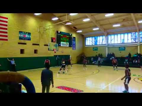 Gjaimeir Stanford Highlights 17-18