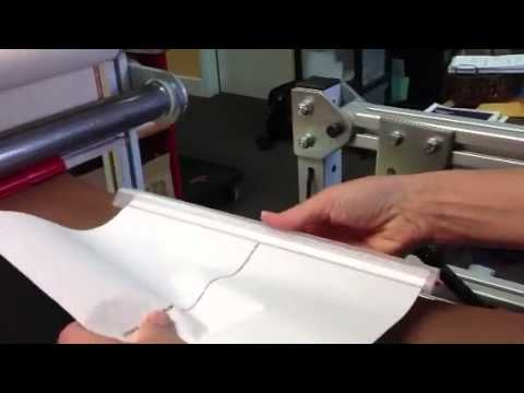 Using Red E Edge side clamps - YouTube : red snapper quilt clamps - Adamdwight.com