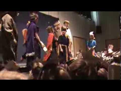 Jack Howell School Christmas Performance 11.12.2013