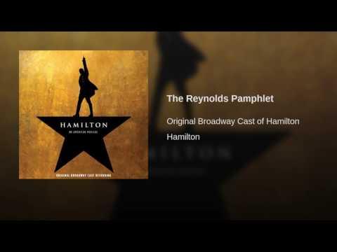 The Reynolds Pamphlet
