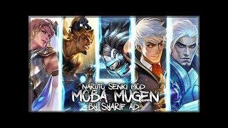 Gambar cover [UPDATE] NARUTO SENKI MOD MOBILE LEGENDS | : MOBA MUGEN V1.6