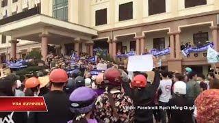 Chính quyền Lộc Hà, Hà Tĩnh đồng ý đối thoại với dân về Formosa