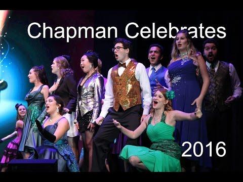 Chapman Celebrates 2016