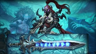 Hearthstone Adventure: Icecrown - Lich King Defeat with Rogue (Deck List, cheap)