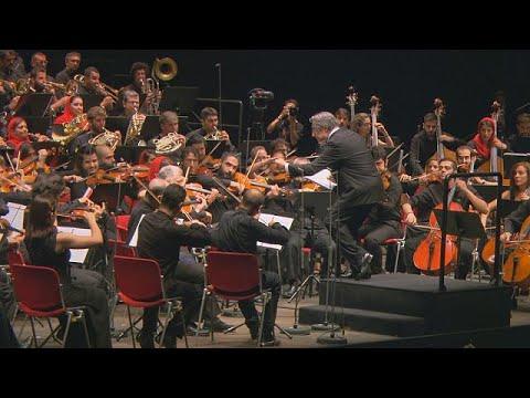 İtalyan ve İranlı müzisyenler Ravenna Festivali'nde bir arada - musica