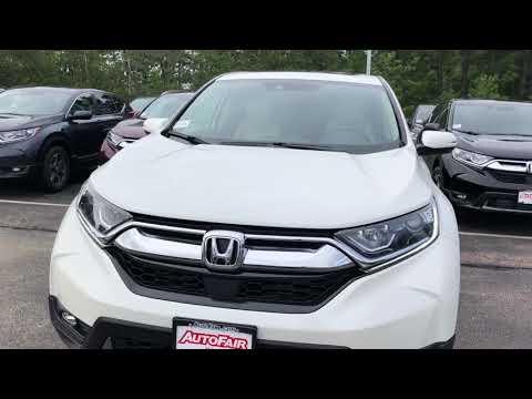 Narcisa - 2018 Honda CR-V