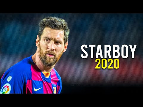 Lionel Messi ► Starboy ● Crazy Skills & Goals ● 2020 | HD