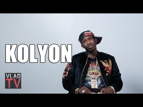 Kolyon on Getting Shot in the Spine, Bullet Lodged, Told He was Paralyzed
