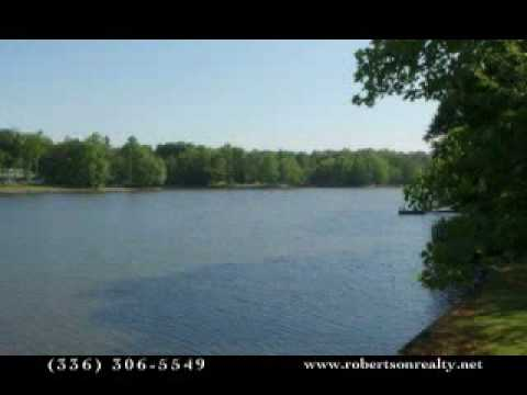 High Rock Lake Waterfront Lots - Coral Sands Point - LESS THAN $125,000