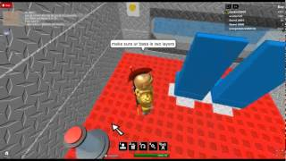 Roblox How to make bombs on Welcome to Roblox Building!