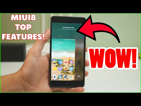 Amazing Software features of Xiaomi Redmi Note 4 (MIUI 8) ! Tips and Trick!