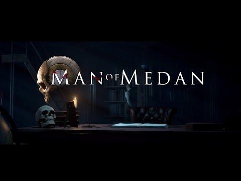 |Gaming Series| Horror Game | The Dark Pictures: Man of Medan - EPISODE 1 |