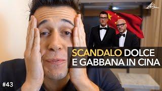 SCANDALO DOLCE E GABBANA IN CINA