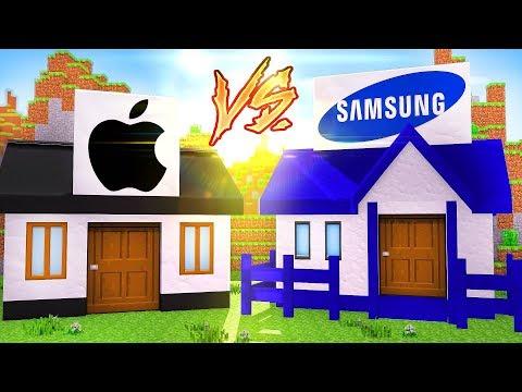 APPLE VS. SAMSUNG HAUS BATTLE