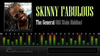 "Skinny Fabulous - The General ""Lick ah Shot"" (Oil Stain Riddim) [Soca 2014]"