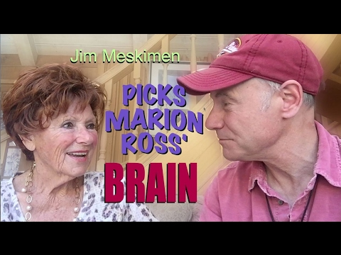 Mrs. C of Happy Days  Jim Meskimen picks Marion Ross' Brain