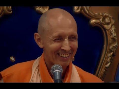 Шримад Бхагаватам 1.8.20 - Бхакти Ананта Кришна Госвами