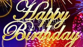 Ali otajonov 30 yosh happy birthday