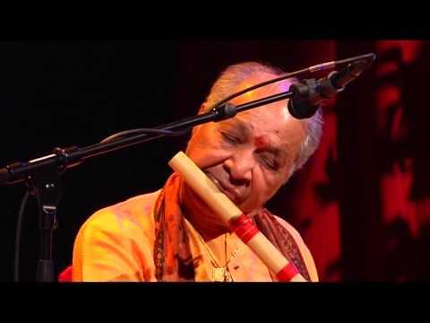 MERU Concert live - Hariprasad Chaurasia - Raga Kirwani on Bamboo Flute