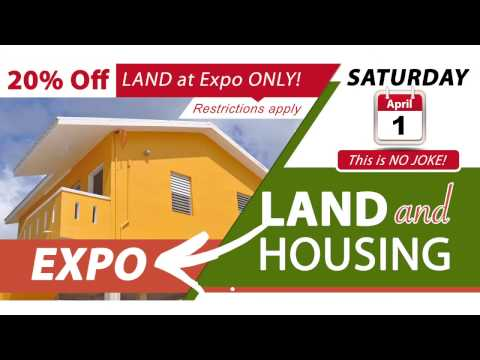 Land and Housing EXPO in Western Pines, Belize Promo